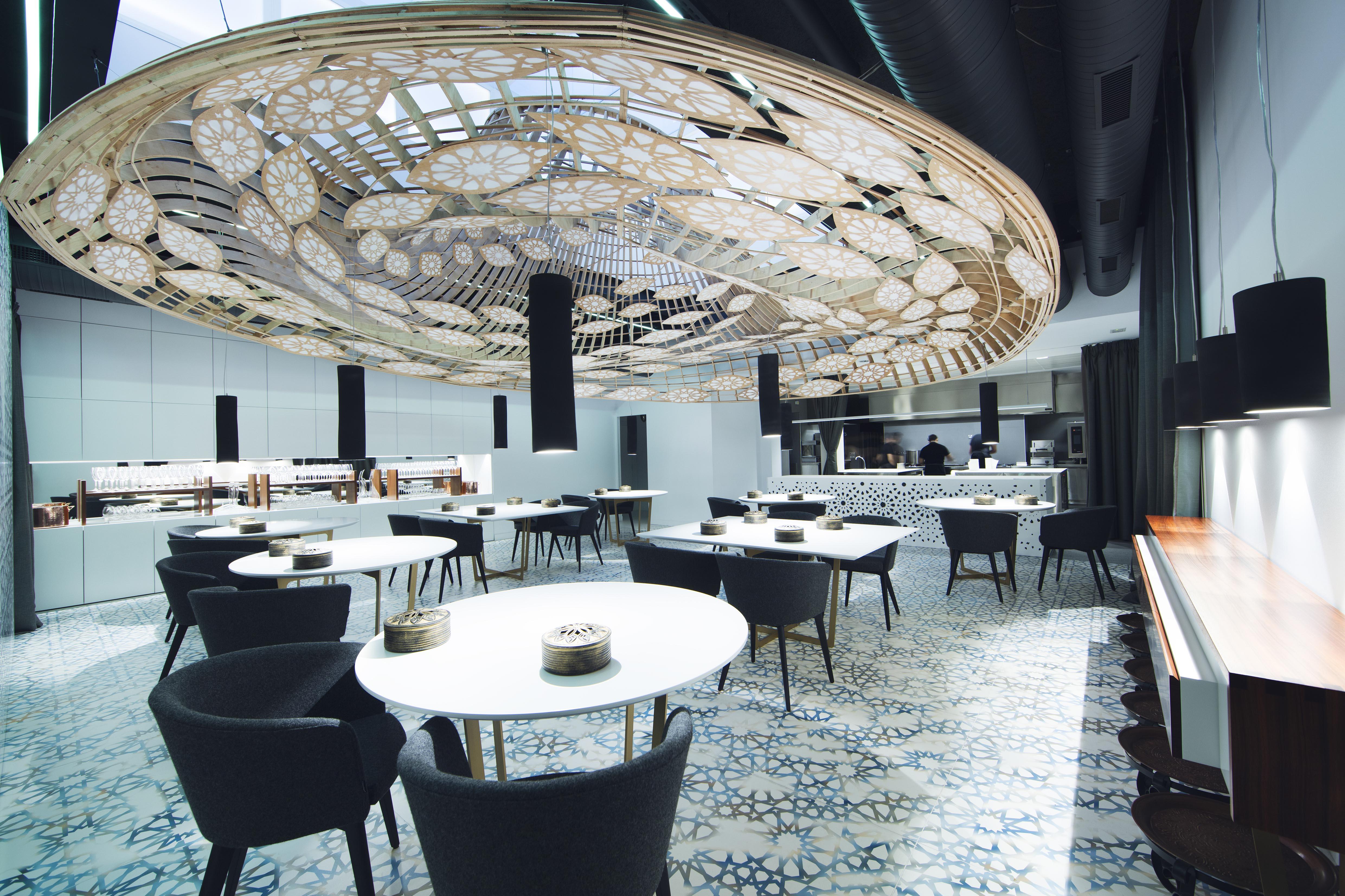 Noor Restaurant - ggarchitects