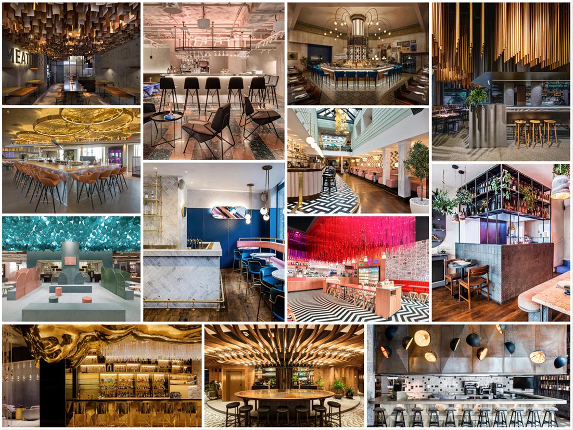 Finalistas Bar& Restaurant Awards 2017
