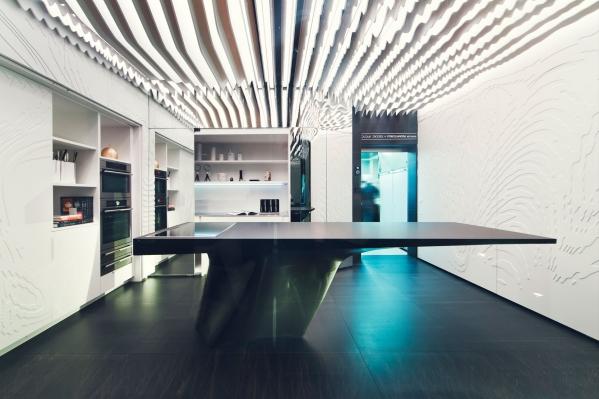 Studio de creatividad Quique Dacosta Restaurante